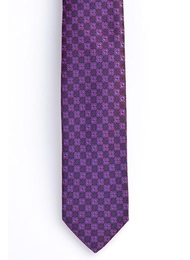 Kiğılı Kravat Füme